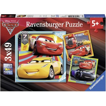 Puzzle Promo Cars 3-...