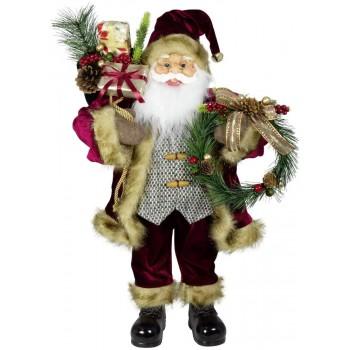 Babbo  Natale  con  Sacco...
