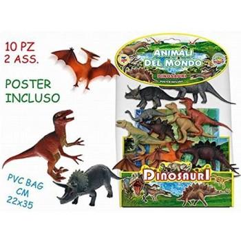 Dinosauro  Rigido  con...