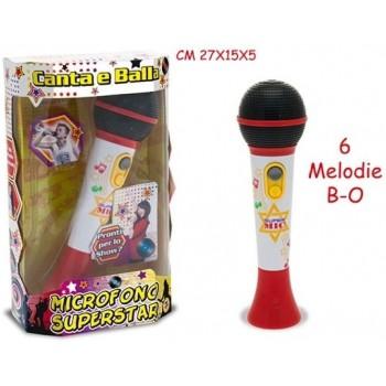 Microfono  Superstar a...