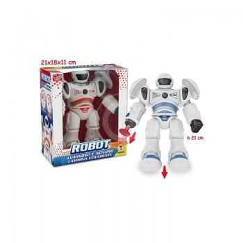 Robot  con  Lanciarazzi  -...