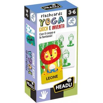 Flashcards  Yoga  -  Headu