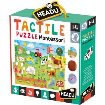 Tactile  Puzzle  Montessori...