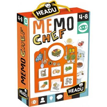 Memo  Chef  -  Headu