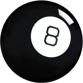 Magic  8  Ball  -  Mattel