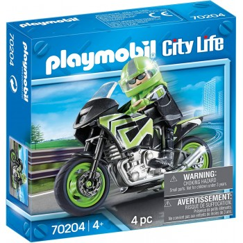 70204  Motociclista  -...
