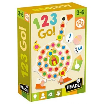 1  2  3  Go   -  Headu