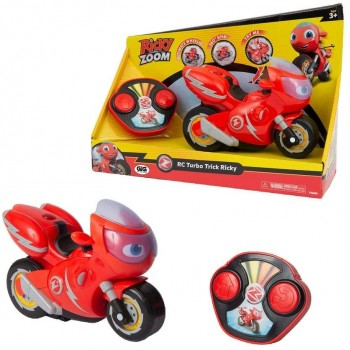 Ricky  Zoom  R/C  turbo...