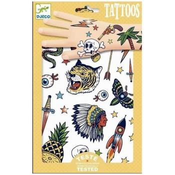 Tattoo  Bang  Bang  -  Djeco