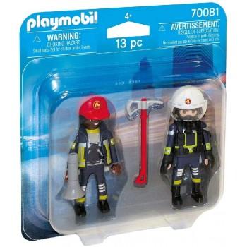 70081  Pompieri  -  Playmobil