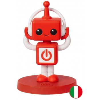 Me  Robot  Rosso  -  Faba