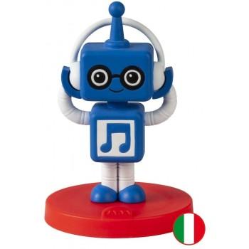 Me  Robot  Blu  -  Faba