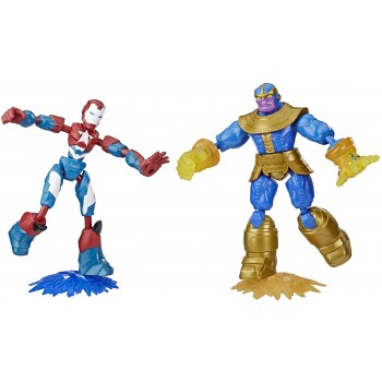 Iron  Patriot  vs  Thanos...