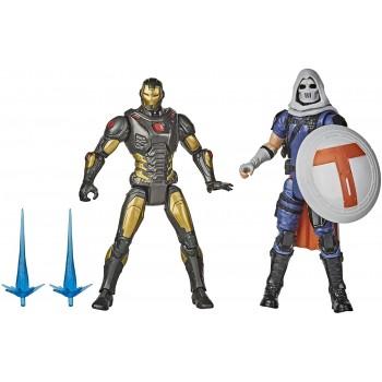 Iron Man  vs  Taskmaster  -...