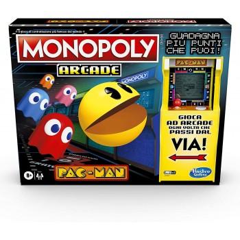 Monopoly  Pacman  -  Hasbro