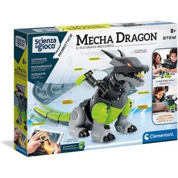 Mecha  Dragon  Robot  -...