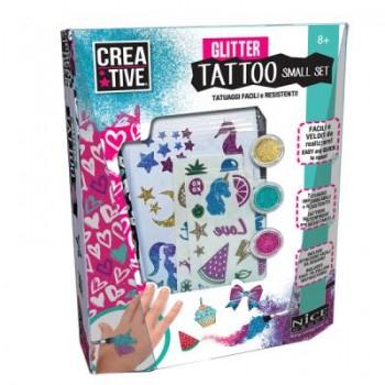 Glitter  Tattoo  Small  Set...