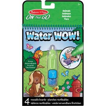 Blocco  Water  Wow  Animali...