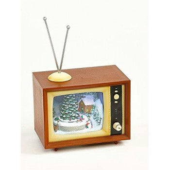 Tv Piccola con Scenario...