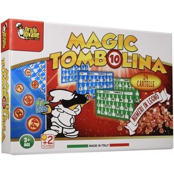 Magic  Tombolina  -  Old  Toys