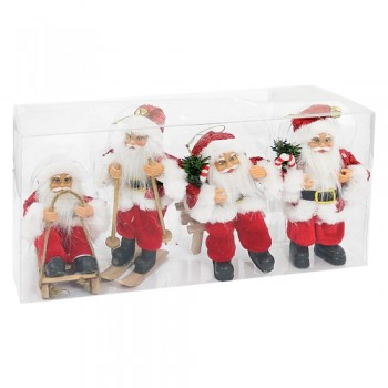 Set  Babbo  Natale  4  pz...