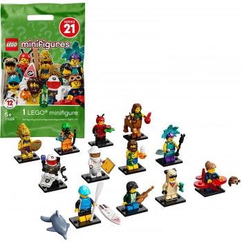 Minifigures  Serie  21  -...
