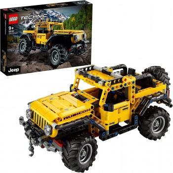 42122  Jeep  Wrangler-  Lego