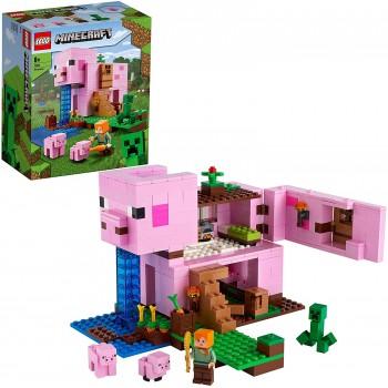 21170  La  Pig  House  -  Lego