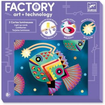 Factory  Art  Luminosi...