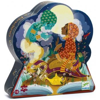 24  pz   Aladino  -  Djeco