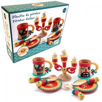 Set  da  Tavolo  Pirati  -...