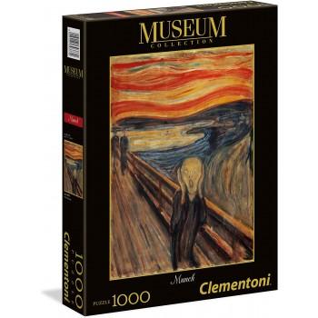 1000 pz Museum L'Urlo di...