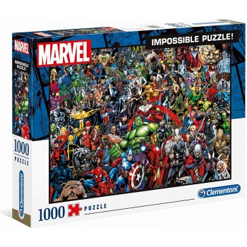 1000 Pz Impossibile Marvel...