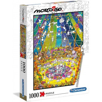 1000  pz   Modrillo   The...