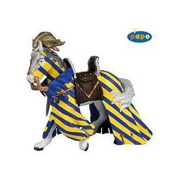 Cavallo da Torneo c-Drappo...