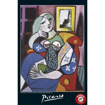 1000  pz   Picasso   Donna...