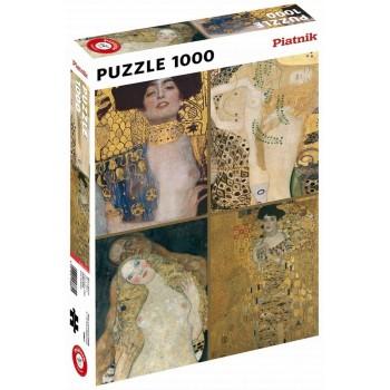 1000  pz   Klimt...