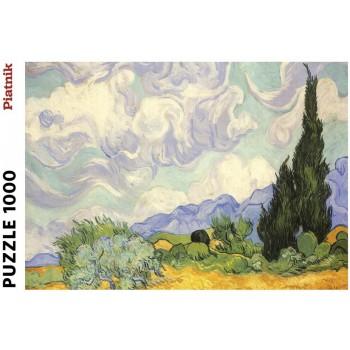 1000  pz   Van  Gogh...