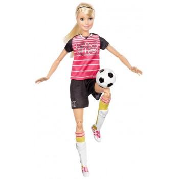 Barbie Calciatrice - Mattel