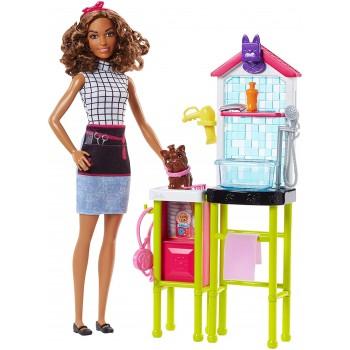 Barbie  Toelettatrice...