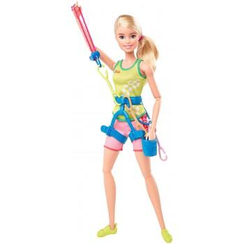 Barbie  Sport  Climbing...