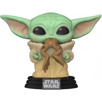 Baby  Yoda  con  Rana  The...