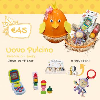 Uovo Pulcino 0-3
