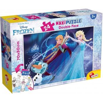 24  pz   Frozen  -  Lisciani