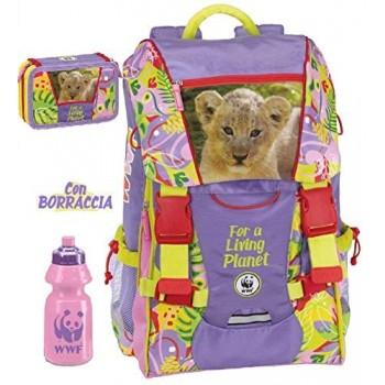 Schoolpack Zaino + Astuccio...