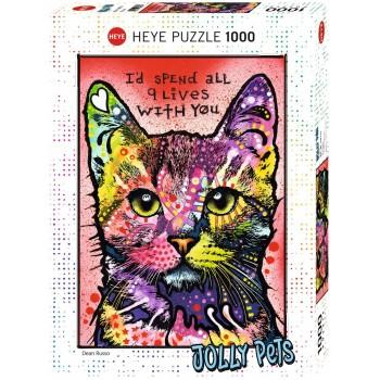 1000  pz   Jolly  Pets 9...