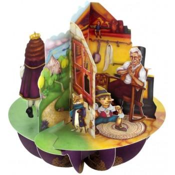 Biglietto  Pop-up  Aladdin...