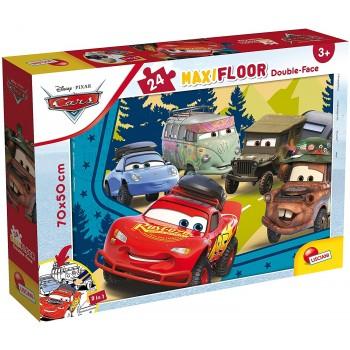 24  PZ  Maxi  Floor  Cars...