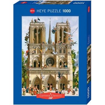 1000  pz   Vive  Notre Dame...