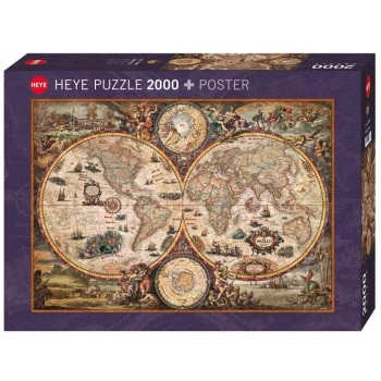 2000  pz   Vintage  World...